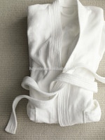 2017 Soft Warm Soild Cotton Thin Japanese Bathrobe cotton quilted bathrobe