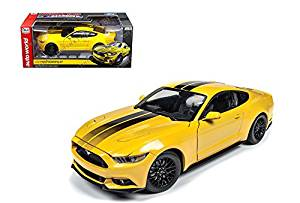 AUTO WORLD 1:18 MUSCLE CARS USA - 2016 FORD MUSTANG GT AW229