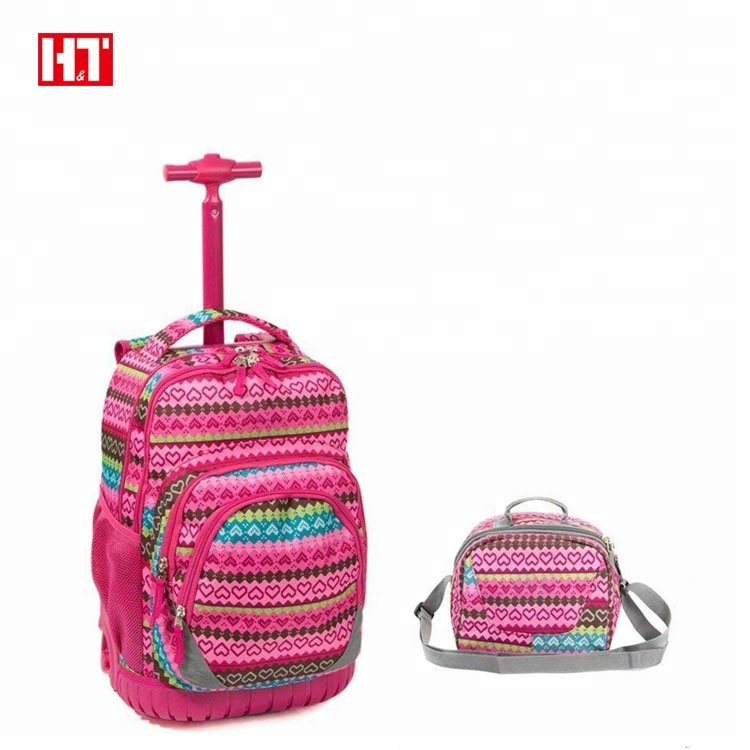 New Arrival high quality children <strong>school</strong> bag with trolley, custom trolley backpack for <strong>school</strong>