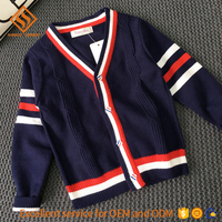 factory direct sale 2018 kids children boy girl cotton kids cardigan sweater baby clothes
