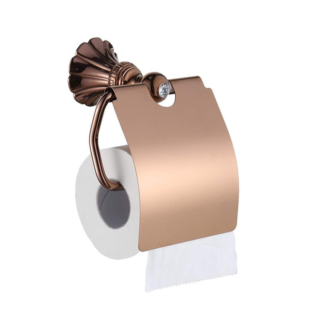NAERFB In the European style, paper towel holder tissue box of copper semi-Packet Type of toilet, computer hardware