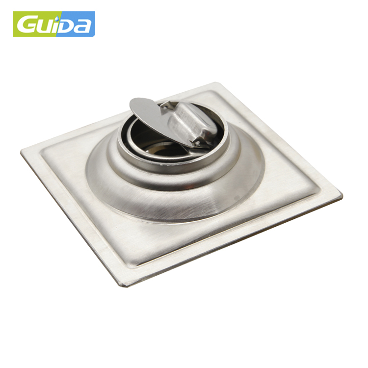 Stainless Steel Turnover Floor Drain Trap Cover Buy