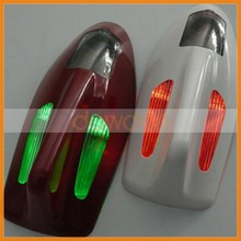 100% Waterproof LED Solar Tail Light for Car, Car Warning Tail Light