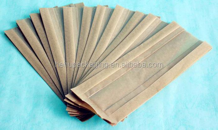 Usine directe prix fond plat pain baguette sac de papier sacs d 39 emballage id de produit for Prix tuile fond plat