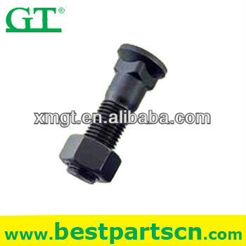 PB1/2*2 plow bolt and nut