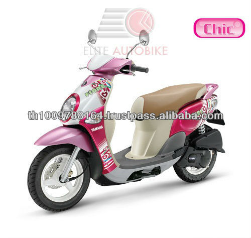 Fiole Chic Scooter Vespa