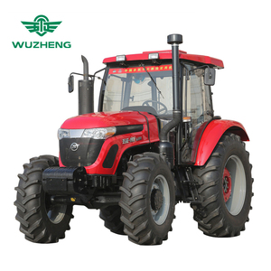 TS 100 hp and 4wheel drive farm tractor in competitive price by China Wuzheng