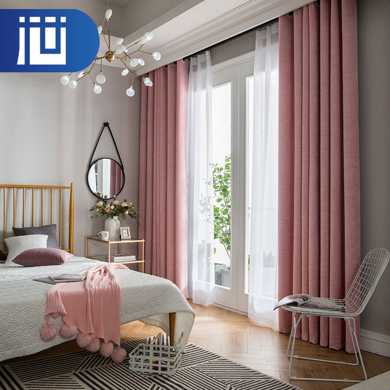 New style eco-friendly household handmade curtain design