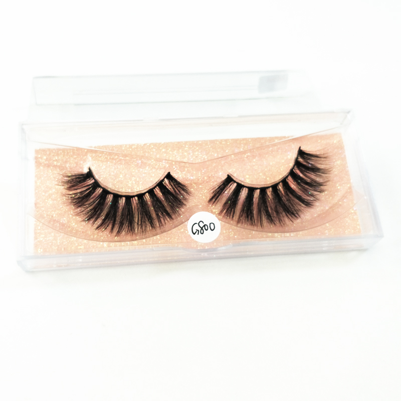 3D Silk false eyelashes private label 3D Mink Eyelashes Synthetic Hair False lashes with custom packaging фото