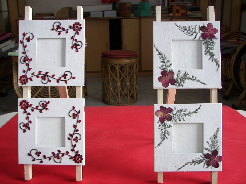 Handmade Paper Photo Frame - Buy Photo Frame,Picture Frame,Home ...