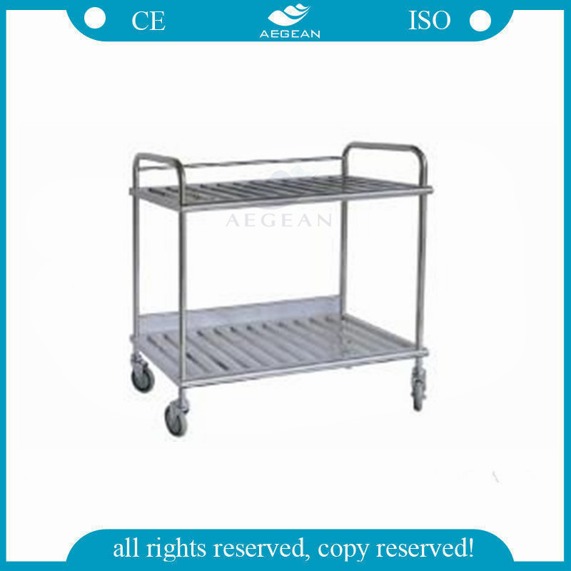 AG-SS036 CE approved operation room cart for medical tools