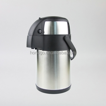 day days 5liter large stainless steel vacuum thermos flask airpot, View  stainless steel 5liter vacuum flask, HONO Product Details from Hangzhou  Hono