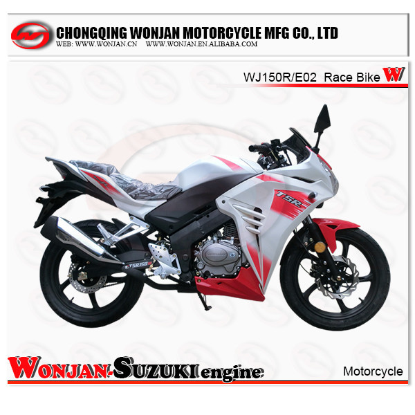 race bike,150cc tsr150 suzuki engine,latin american motorcycle