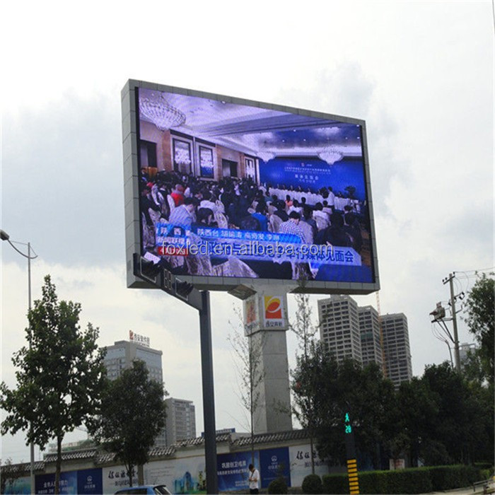 high brightness advertising <strong>led</strong> large digital <strong>billboard</strong> <strong>price</strong> p8