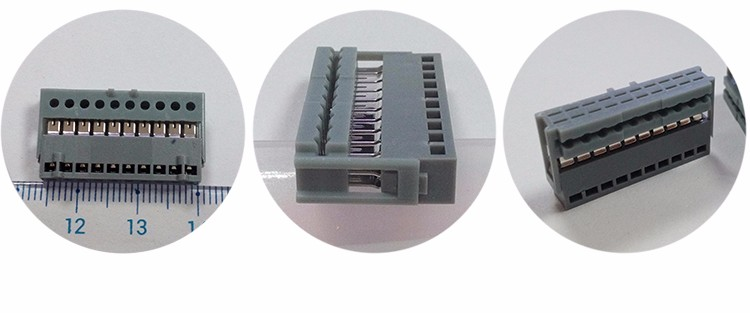 10 Pin 2 5mm Idc Socket Connector For Ribbon Cable And