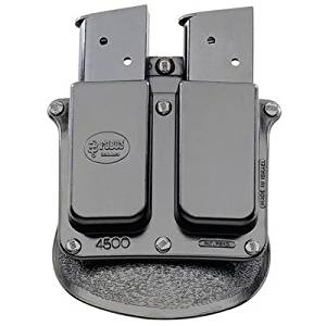 Fobus Police Wide Belt - Roto / Retention Magazines Holster / Pouches Model 4500-BHP-RT. Fits to: .45 Single Stack, D. mag. - Roto / Retention. Tactical Magazine Pouch Polymer