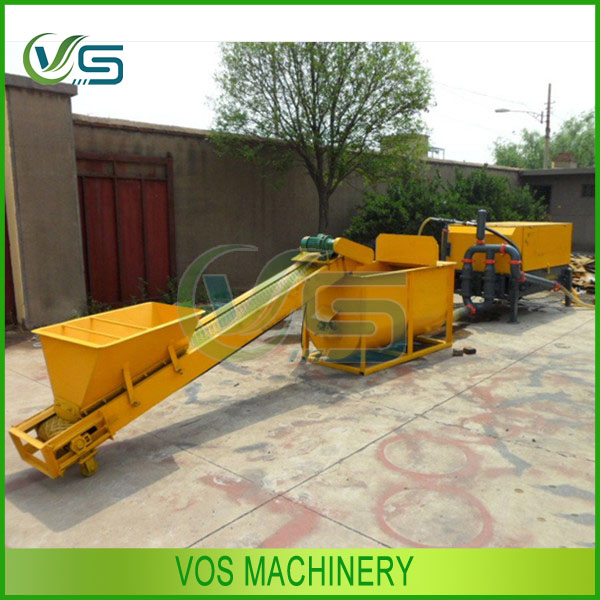 Fly Ash Lightweight Foam Concrete Block Making Plant on sale