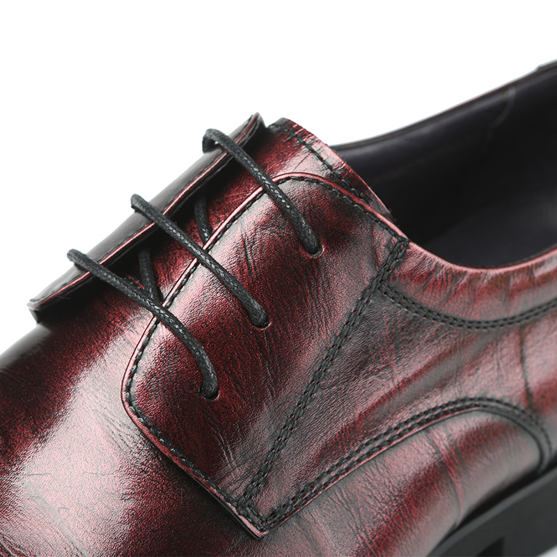 Fashion Dress Shoes Men'S Classic Genuine Leather TF0wxYqrTI