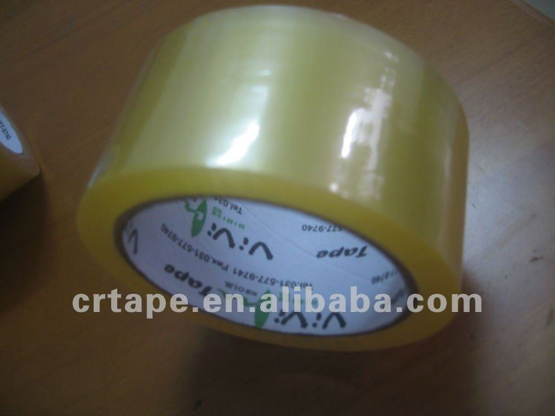 hot sale products adhesive bopp packing tape made in china