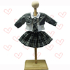 "custom doll clothes accessories 18""/18 inch doll school uniforms/18"" fashion doll dresses"