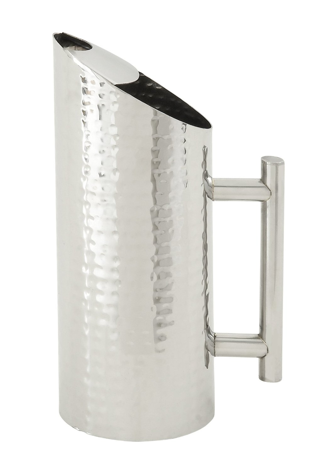Plutus Brands Contemporary Styled Steel Pitcher