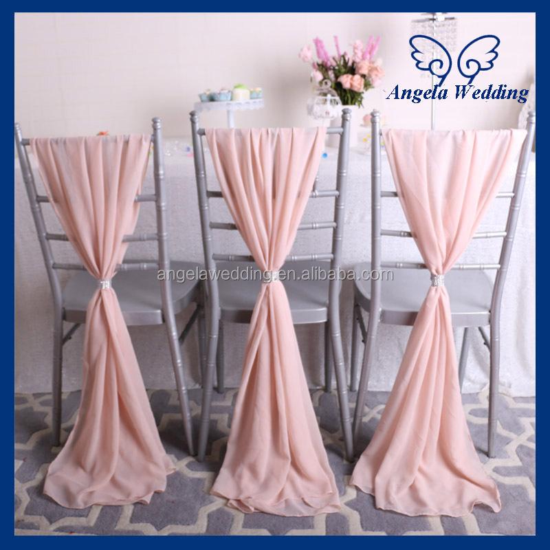 49a2052ebc Sh004b Cheap Elegant Fancy Beach Wedding Light Pink Blush Pink Chiffon  Chair Sash - Buy Blush Pink Chiffon Chair Sash,Fancy Chair Sashes For ...