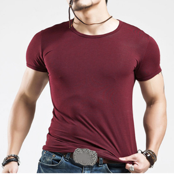 91d782e75ef Men s Tops Tees 2018 summer new cotton v neck short sleeve blank t shirt men  fashion