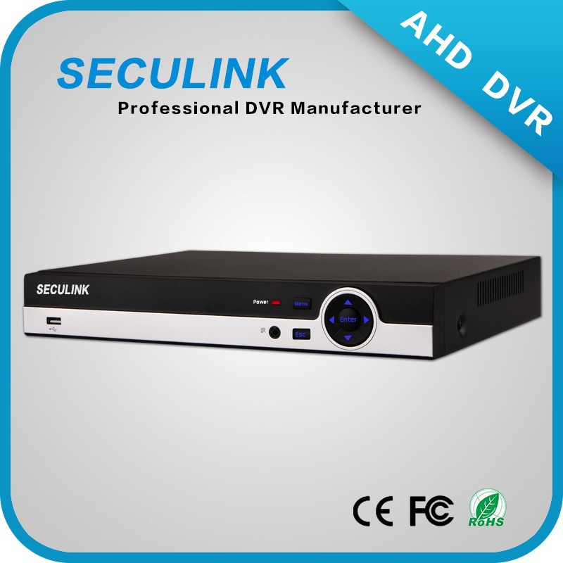 720P/960H HD Receiver 16CH Cloud AHD DVR SA-5216HD