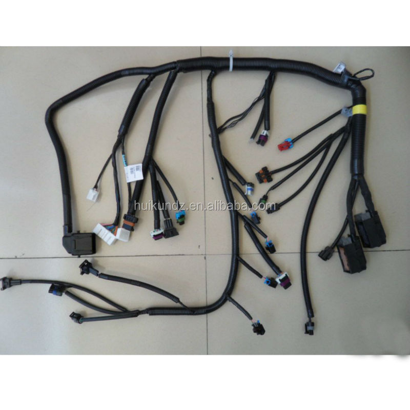 Automotive wire harness suppliers wiring diagram