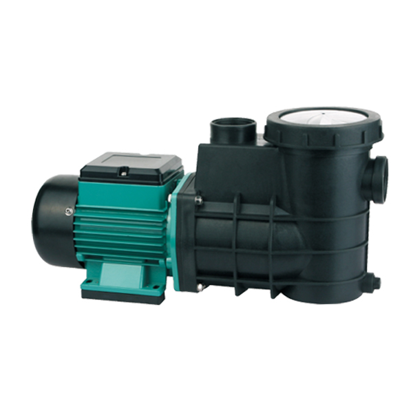 CE/GS 200W 5000L/h Self-priming Plastic Water Pump Above Water Level HZS-200