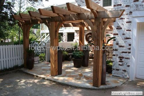 kunststoff strukturellen balken kunststoff balken f r bau strukturellen wpc pergola strahl b gen. Black Bedroom Furniture Sets. Home Design Ideas