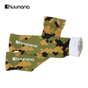 Huunana Latest Sport Design Bicycle Cool Arm Sleeves for Kids