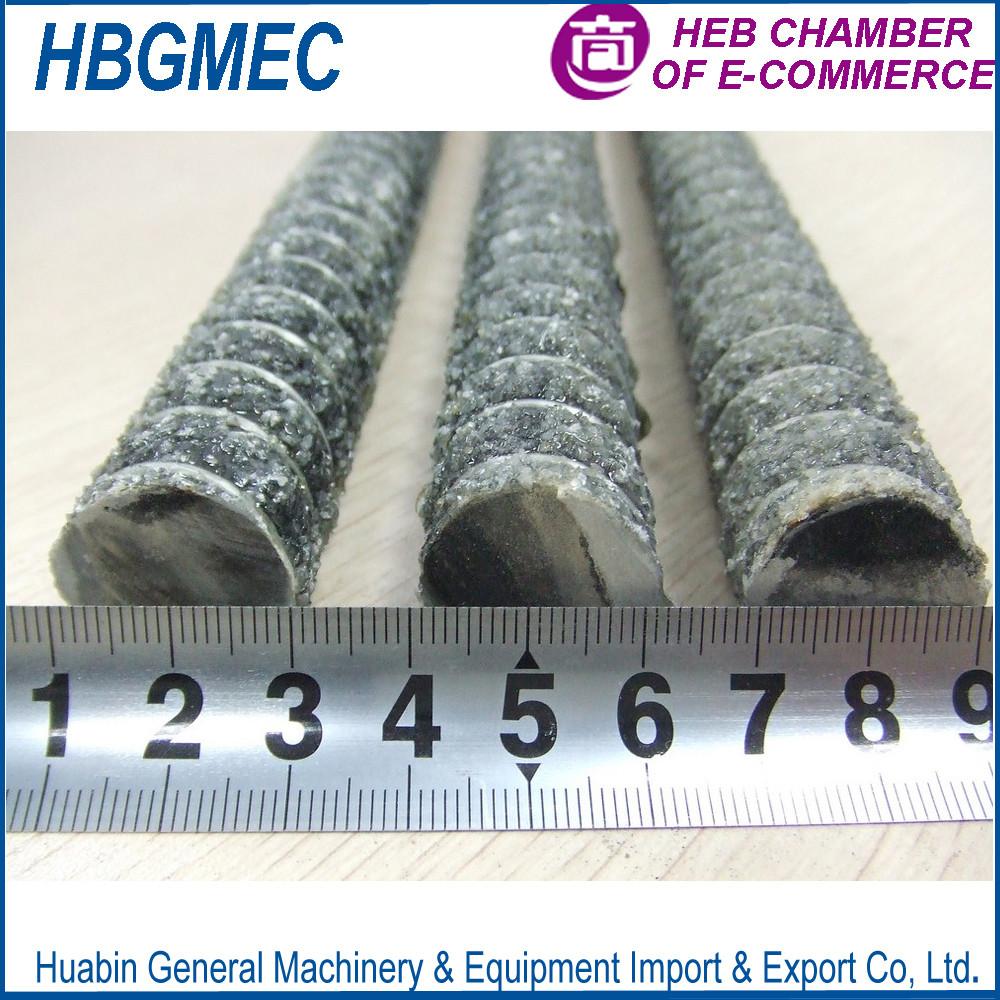 Varilla de fibra de basalto para miner a y construcci n de - Varillas fibra de vidrio ...