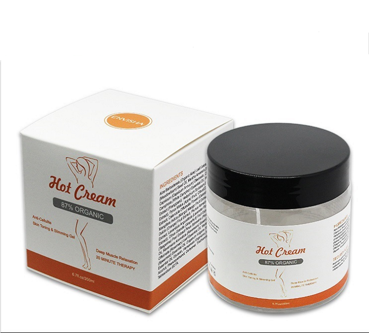 Hot Crema Snellente Cellulite Dimagrimento Private Label Crema Anti Cellulite Perdita di Peso Corpo Snellente Crema