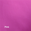 Pink and White PU Laminated Waterproof Polyester Fabric
