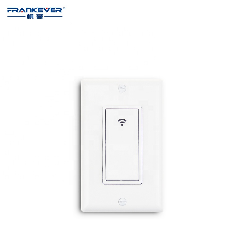 800W/Gang Max 10A Wifi Smart Mechanical Touch Feeling <strong>Switch</strong>
