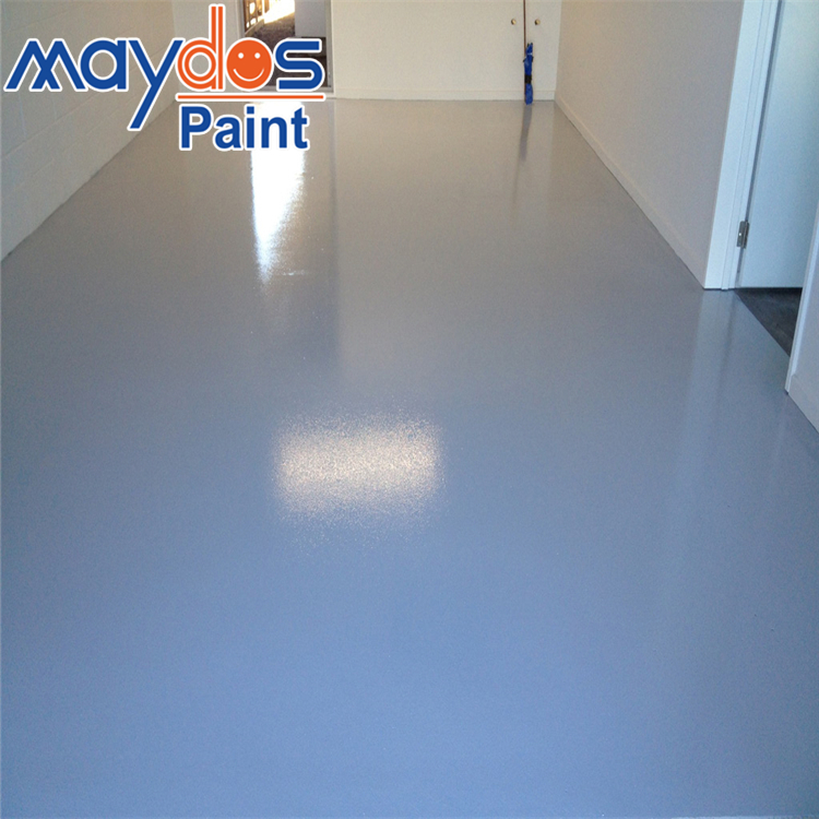 Solvent Free Epoxy Resin Flooring Paint