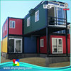 Innovative low cost different design modern movable accommodation modular house