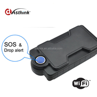 3G WCDMA GPS Tracker TK10G GPS+GSM+WIFI positioning with SD card slot 10000mAh battery