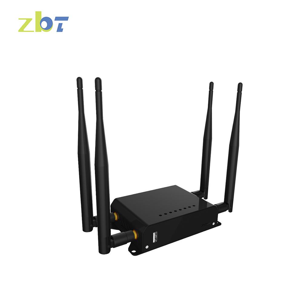 Europa Mercado 4g router wi-fi antenas externas com a função de cão de guarda