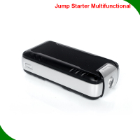 20000mah multi function 12v 24v portable car battery jump starter with high power LED flashlight 1000A