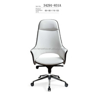 New Design 34291-831A Fabric or Leather High Back Executive Office Chair