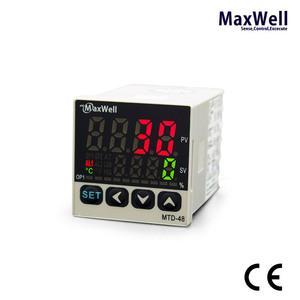 fuzzy logic remote pv sv temperature controller for kiln