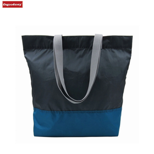 Osgoodway fabric bags recycle eco reusable shopping bag Foldable Grocery Sac opvouwbare tas folding shopping tote