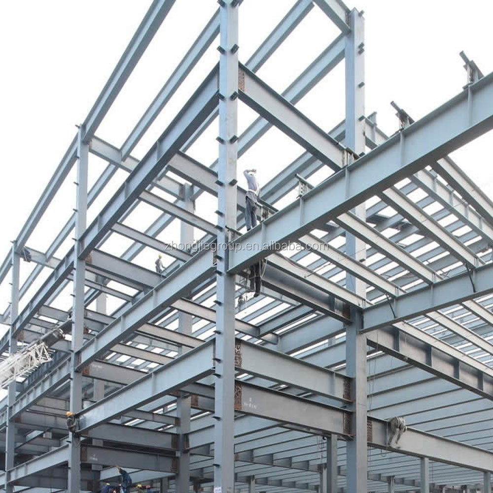 GB Standard hot rolled structural steel used i H beams manufactures 125*125