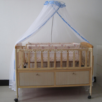 baby bed round/bed canopy for babies/baby cot mosquito net & Baby Bed Round/bed Canopy For Babies/baby Cot Mosquito Net - Buy ...