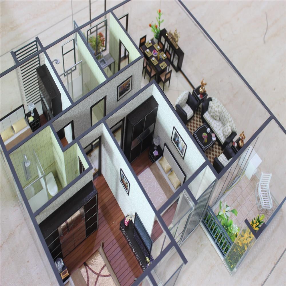 Nuevo hecho en china dise o interior modelismo para for Decoracion china para casas