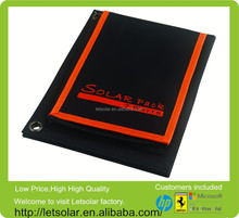 Hot sale China manufacture solar charger digital backpack with built in intelligent identification IC for iphon & iPad