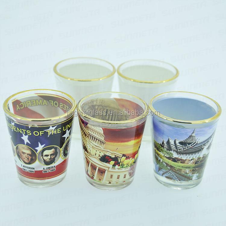 Fabricantes de vidrio de tiro de la vodka vasos - Fabricantes de cristal ...