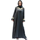2018 New Design Islamic Jilbab Abaya China